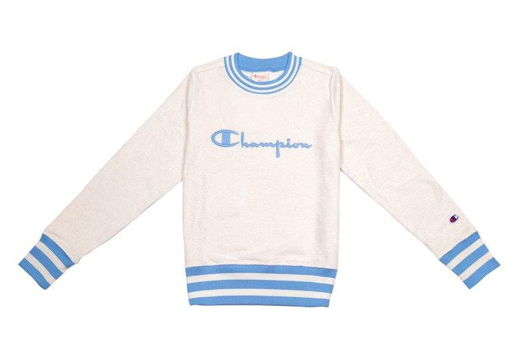 Bluza damska Champion Crewneck Sweatshirt Blue