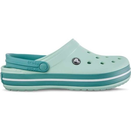 Klapki Crocs CROCBAND NEW MINT TROPICAL TEAL Unisex