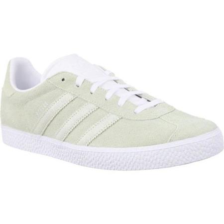 b9017296d0 Women's Shoes Sneakers adidas GAZELLE J 883 AERO GREEN AERO GREEN FTWR WHITE