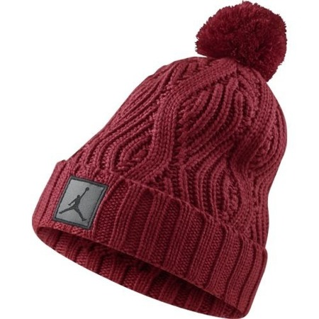 eaf75fd18c5 Winter hat Jordan Pom Beanie