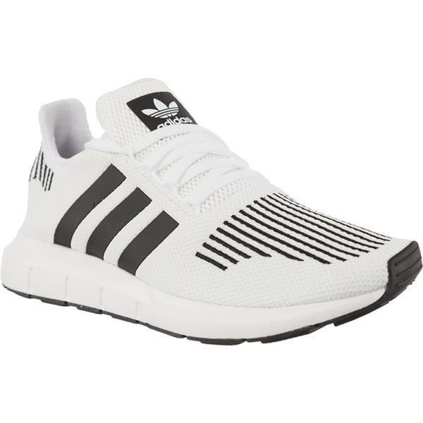 acece8a06 adidas SWIFT RUN Ftwr White Core Black Medium Grey Heather