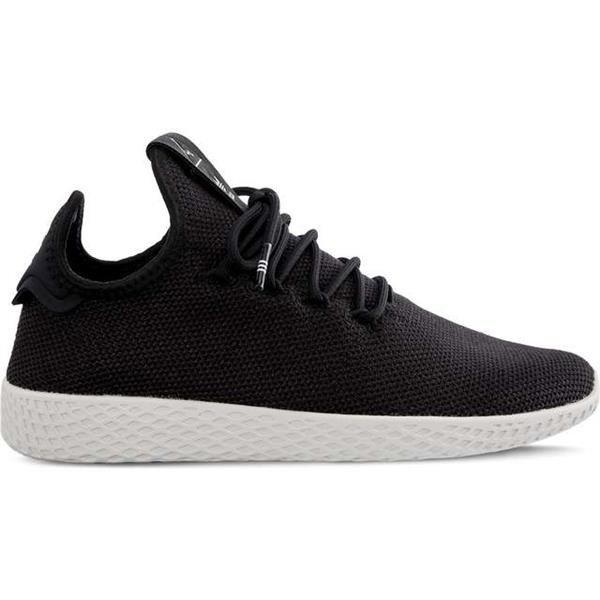 d878f4bb4 Adidas PHARRELL WILLIAMS TENNIS HU 056 CORE BLACK CORE BLACK CHALK WHITE