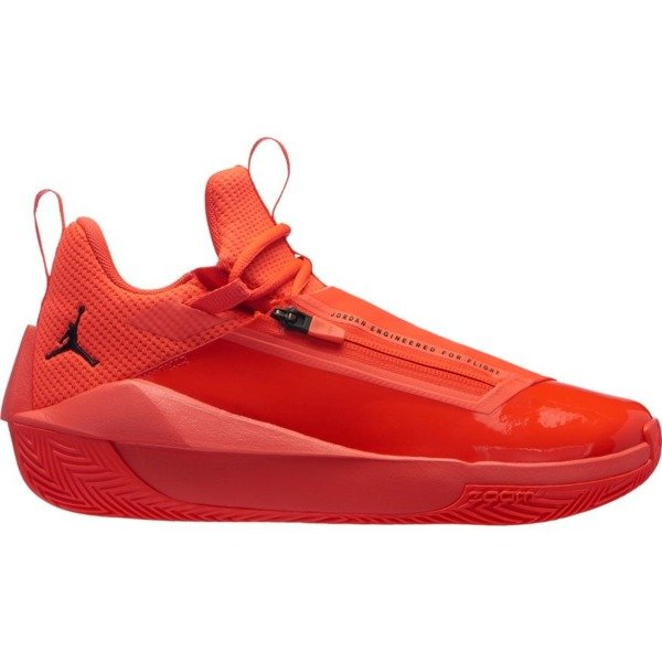 Men's Air Jordan Jumpman Hustle Basketball Shoes, Red