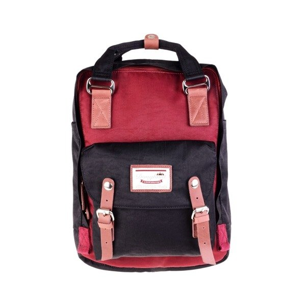 a956fc50c78 ... Backpack Doughnut Macaroon Wine x Black D010-9703-F Click to zoom ...