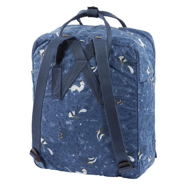 d53303a6317d8 ... Backpack Kanken Art Fjallraven Blue Fable 975 Click to zoom ...