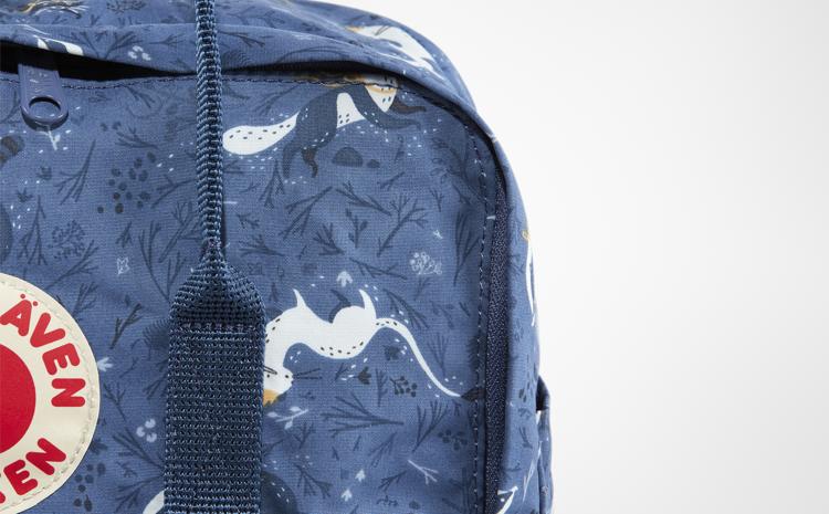 1fdb71c407c13 ... Backpack Kanken Art Fjallraven Blue Fable 975 Click to zoom