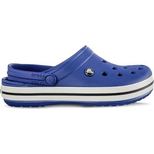 0a5162545 Crocs Crocband Cerulean Blue Oyster Unisex Blue