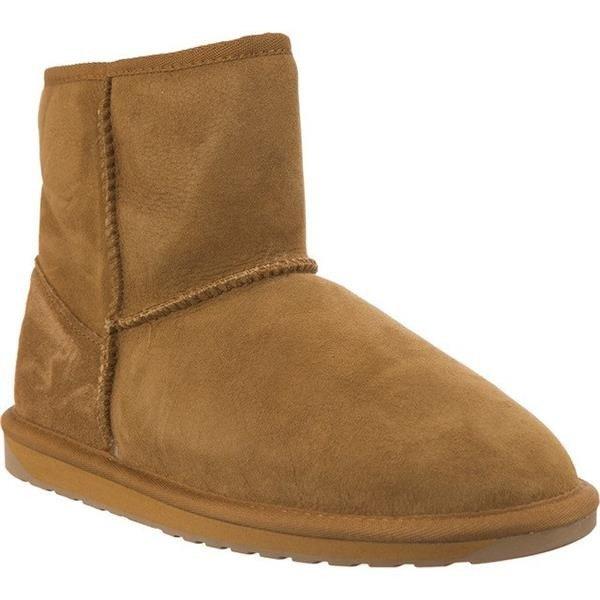 zniżki z fabryki nowa wysoka jakość super słodki Women's Winter Boots EMU Australia Stinger Mini Chestnut