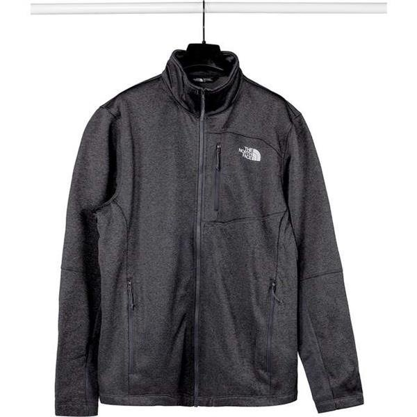 Men `s jacket The North Face M CANYONLANDS SOFT SHELL JKT TNF DARK GREY  HEATHER  a1381bed1