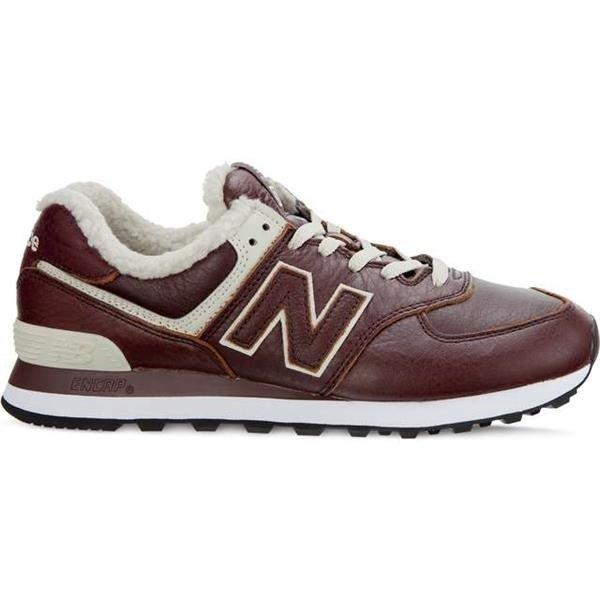 San Francisco ce061 c7791 Men's Shoes Sneakers New Balance ML574WND BROWN