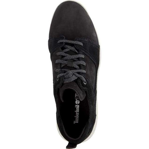 Timberland FlyRoam Leather Oxford Black Nubuck & Suede