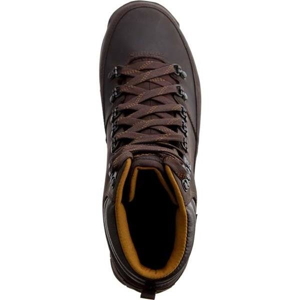 5186435eb Men's Winter Boots The North Face MEN'S BACK TO BERKELEY REDUX LEATHER 090  CHOCOLATE BROWN GOLDEN BROWN