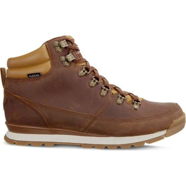 53ca658cef2 Men's Winter Boots The North Face MEN'S BACK TO BERKELEY REDUX LEATHER 090  DIJON BROWN TAGUMI BROWN