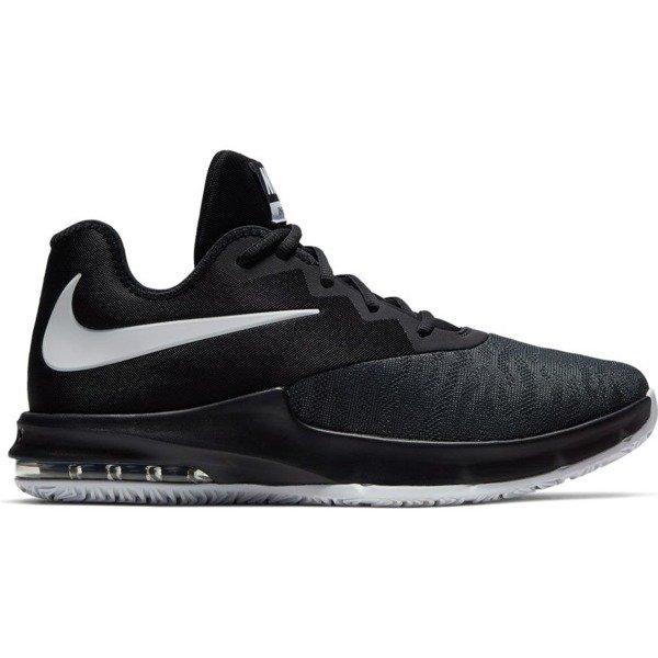 Nike Air Max + 586298 010 Czarne Biale