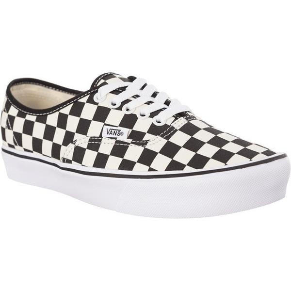 55447274dbba27 Vans AUTHENTIC LITE 5GX CHECKERBOARD BLACK WHITE pattern