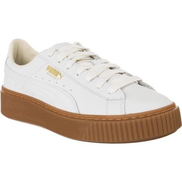 more photos 62dd0 390af Women's Shoes Sneakers Puma Basket Platform Core W 001