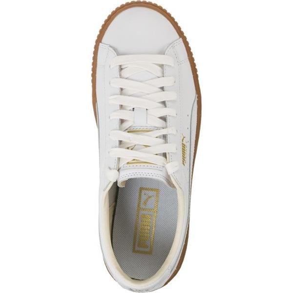 Women's Shoes Sneakers Puma Basket Platform Core W 001