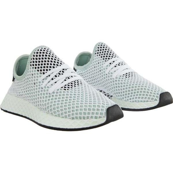 caedc99858cc7 ... Women s Shoes Sneakers adidas DEERUPT RUNNER W ASH GREEN ASH GREEN CORE  BLACK Click to zoom ...