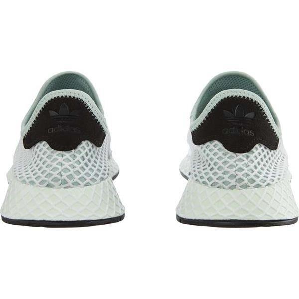 0b2f3f40cd7ea ... Women s Shoes Sneakers adidas DEERUPT RUNNER W ASH GREEN ASH GREEN CORE  BLACK Click to zoom