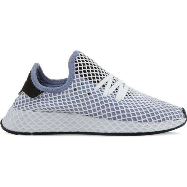 timeless design e59a6 b5330 Womens Shoes Sneakers adidas DEERUPT RUNNER W CHALK BLUE CHALK BLUE CORE  BLACK Multicolor  multicolour  wielokolorowy  BRANDS  Adidas FOOTWEAR  ...
