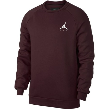 Air Jordan Jumpman Fleece Crew Sweatshirt - 940170-652