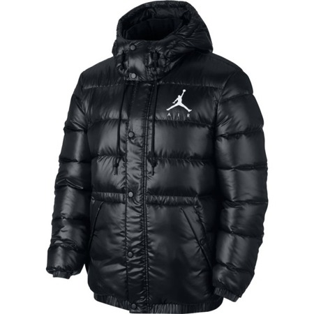 Air Jordan Jumpman Puffer Fill-Zip Hooded Jacket - AA1957-010