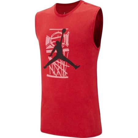 Air Jordan Jumpman Washed Sleeveless Shirt - AQ3752-687