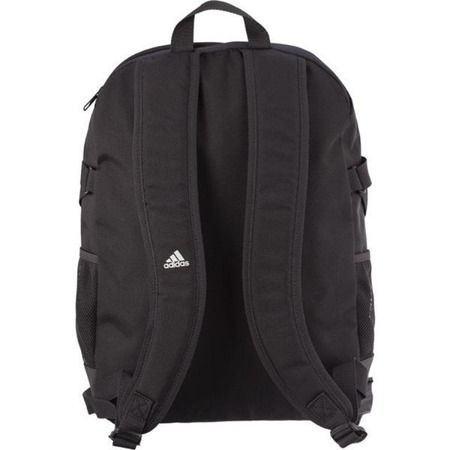 Backpack Adidas 3 STRIPES POWER MEDIUM IV M 864 BLACK WHITE WHITE