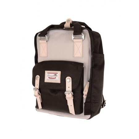 Backpack Doughnut Macaroon Ivory x Expresso D010-0919-F