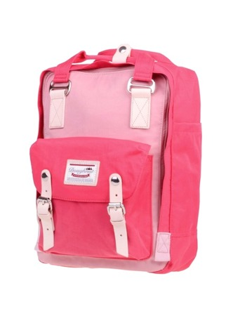 Backpack Doughnut Macaroon Rose x Raspberry D010-9095-F