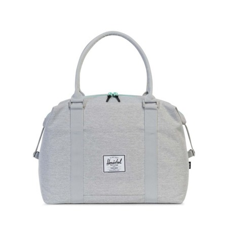 Bag Herschel Strand Duffle Light Grey Crosshatch/Lucite Gree [10022-01578]