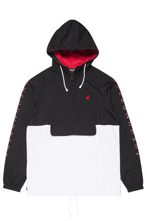 Jacket The Hundreds - Dell Anorak Black