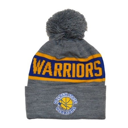 Mitchell & Ness NBA Golden State Warriors Team Tone Knit - GOLWAR INTL536