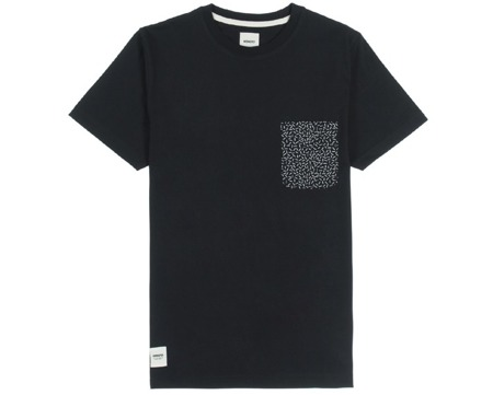 T-Shirt Wemoto - Perley Pocket Black