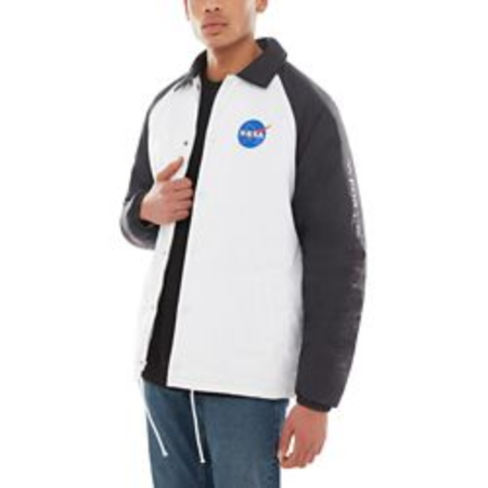 Vans X Space Voyager Torrey Padded Jacket Space White/Black - VN0A3HXZWUZ 197