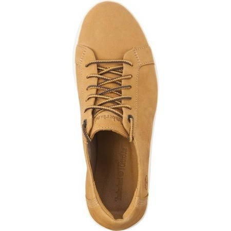 Women's Shoes Sneakers Timberland BERLIN PARK OXFORD SPRUCE YELLOW