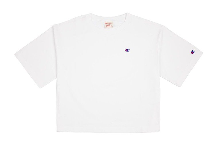 champion damen t-shirt crop