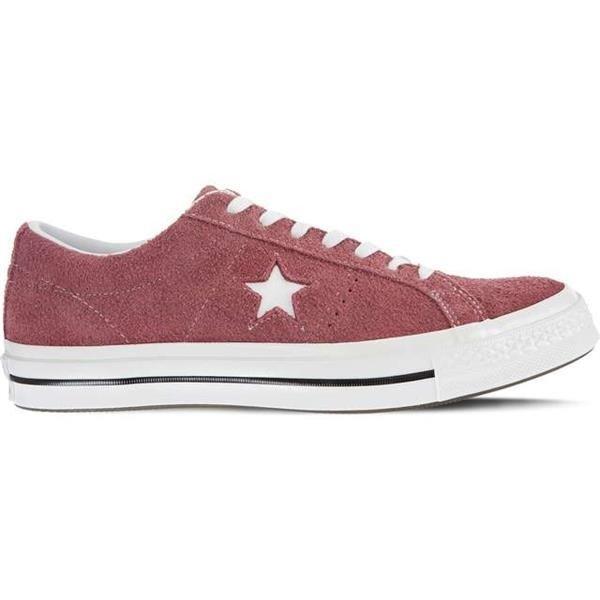 Converse ONE STAR BURGUNDY