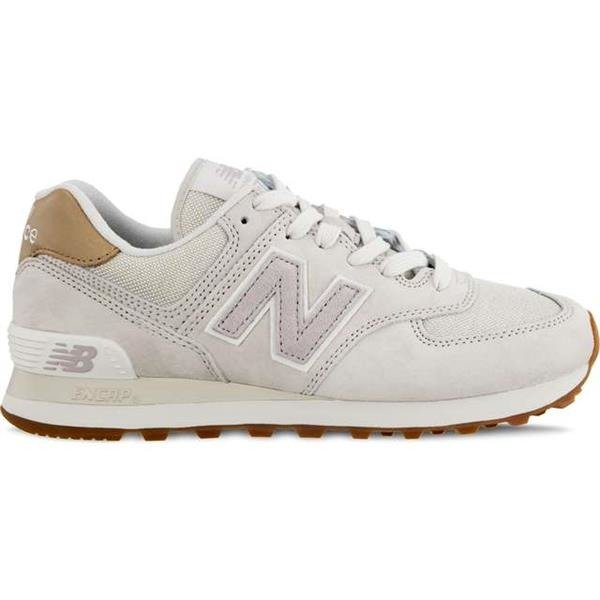 new arrival dbc51 03f9f Damenschuhe Sneaker New Balance WL574LCC LIGHT CLIFF GREY WITH LIGHT  CASHMERE