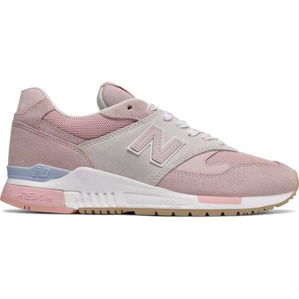 60e2f7a0b724aa Damenschuhe Sneaker New Balance WL840RTP PINK lila - pink