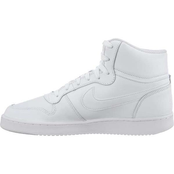 Damenschuhe Sneaker Nike WMNS EBERNON MID 100 WHITE WHITE
