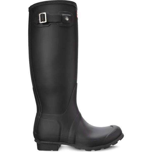 sports shoes c0cb6 c1f85 Gummistiefel Hunter WOMEN'S ORIGINAL TALL BLACK