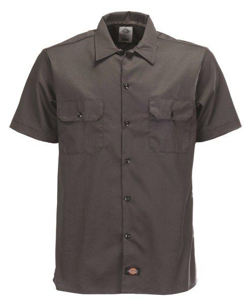 quality design 8e4aa 3b8c7 Herrenhemd Dickies Slim Shirt Herren Hemd