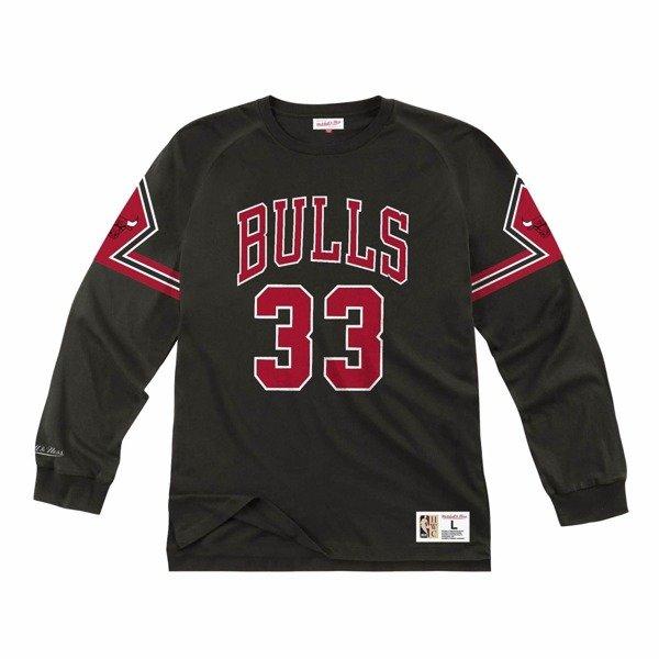 Mitchell /& Ness Chicago Bulls Scottie Pippen T-Shirt