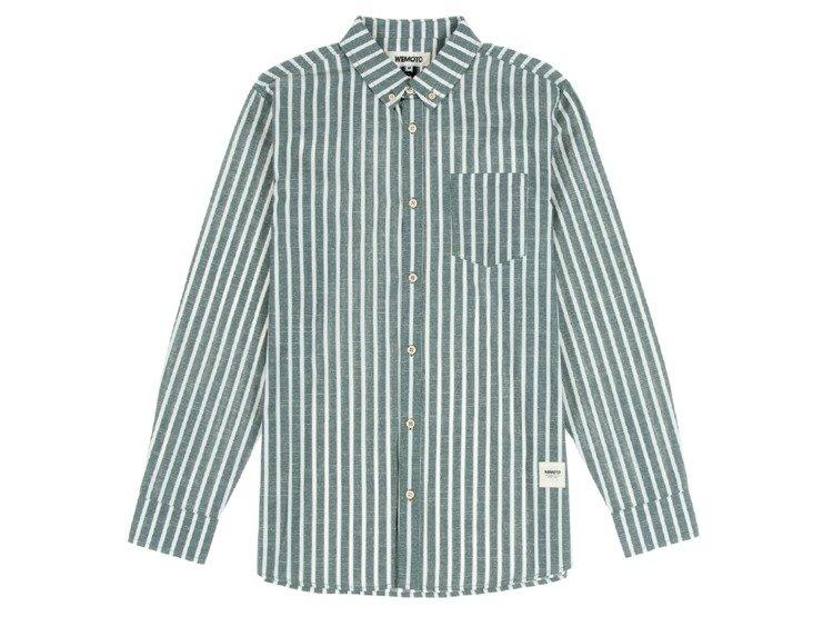 big sale b3ce7 0bdd6 Herrenhemd Wemoto Manison Olive