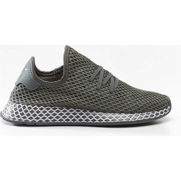 adidas DEERUPT RUNNER J GREY GREY TWO CORE BLACK Schuhe (CM8659)