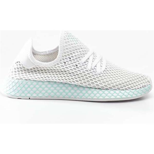adidas Deerupt Runner Grey One Grey One Clear Mint | Footshop