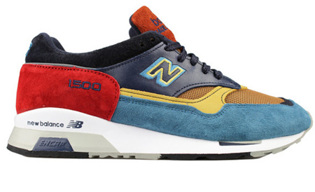 "Herrenschuhe Sneaker New Balance M1500YP ""Yard Pack"" Made in England"