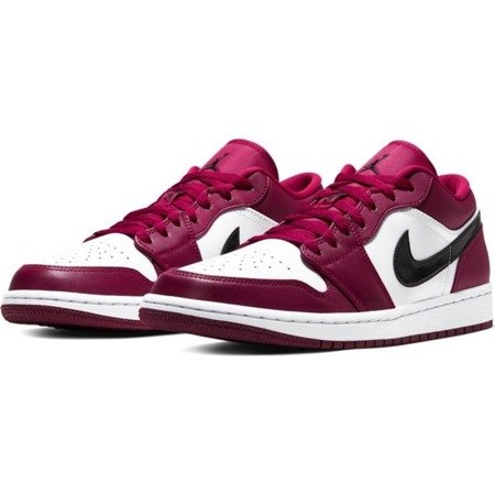 Air Jordan 1 Low Noble Red - 553558-604