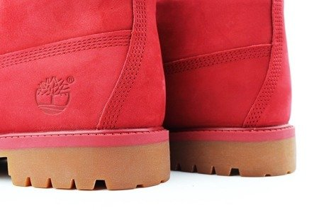 Damen Winterschuhe Timberland 6 Premium Waterproof A13HV Red